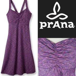 PrANa Amaya Space Dye Athletic Dress NWOT Medium